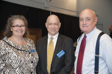 Katie LeBesco, David Podell and Richard Sheldon